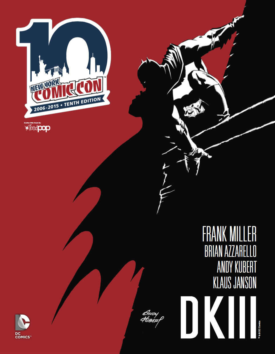 dccomicsnews Dark Knight III cover