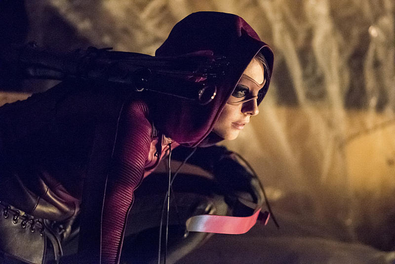 "Arrow -- ""Green Arrow"" -- Image AR401B_0052b -- Pictured: Willa Holland as Speedy -- Photo: Dean Buscher /The CW -- © 2015 The CW Network, LLC. All Rights Reserved"