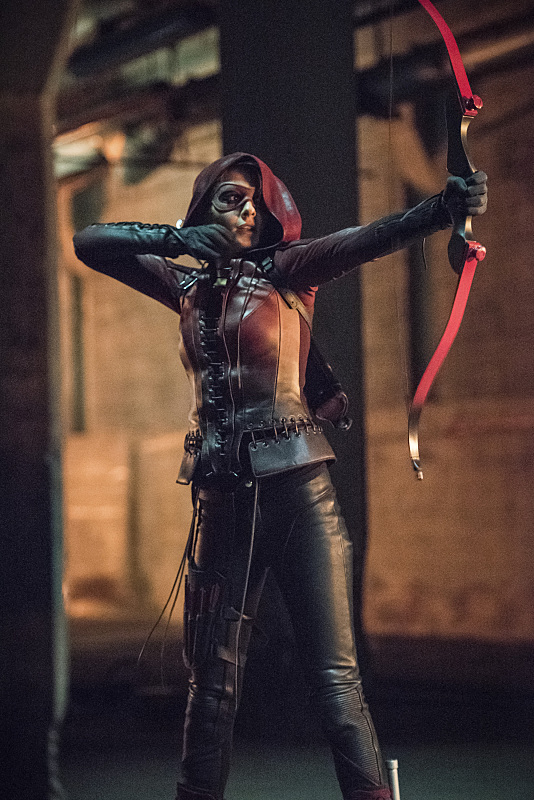 "Arrow -- ""Green Arrow"" -- Image AR401B_0492b -- Pictured: Willa Holland as Speedy -- Photo: Dean Buscher /The CW -- © 2015 The CW Network, LLC. All Rights Reserved"