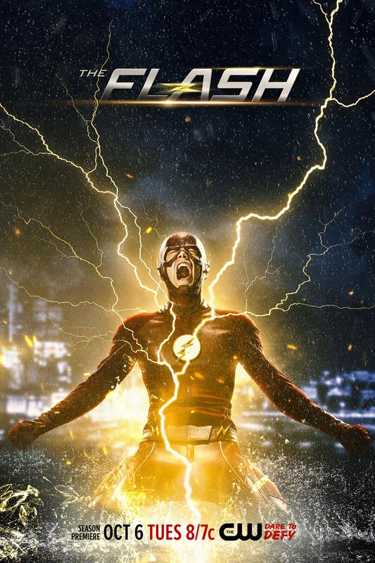 "The new season of ""The Flash"" will be electrifying! All bets are off!"