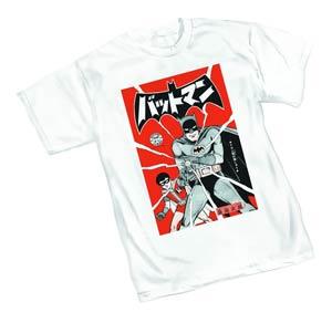 Bat-Manga T-Shirt
