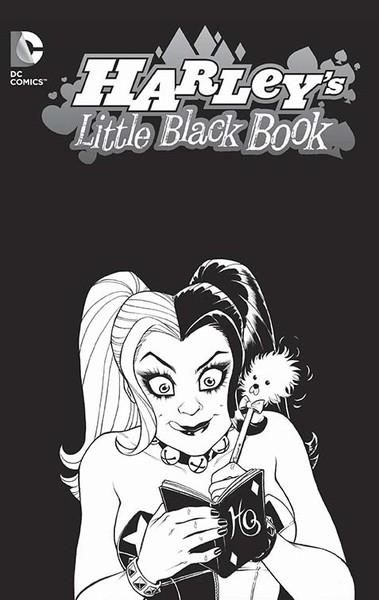 Harley's little black book 1