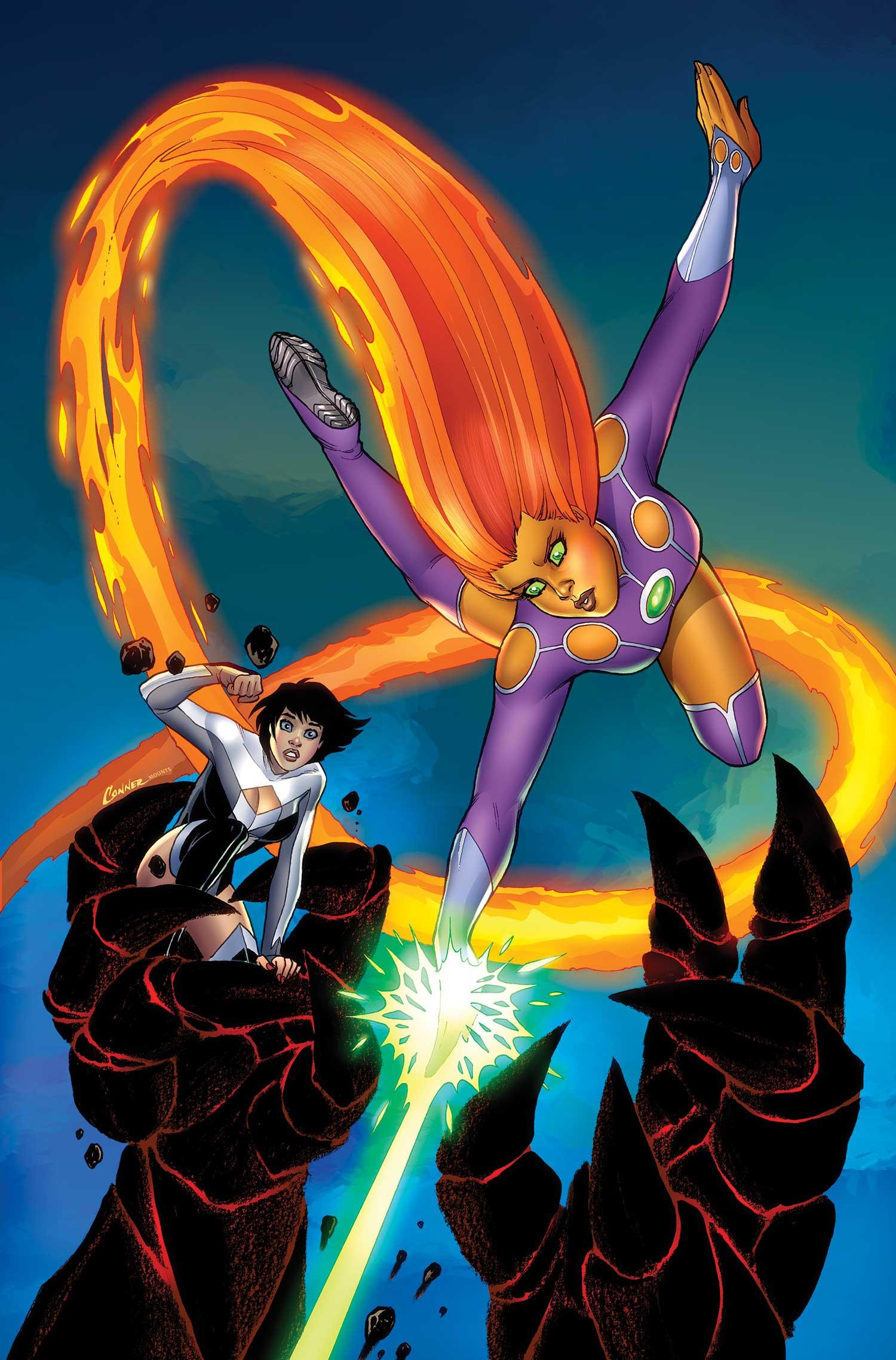 Starfire #4