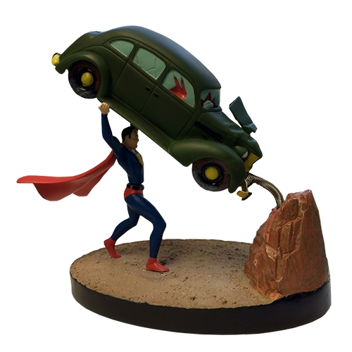 Superman Premium Motion Statue