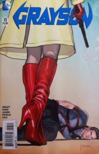 Grayson 13 cover