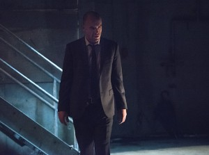 "Arrow -- ""Beyond Redemption"" -- Image AR405B_0349b.jpg -- Pictured: Paul Blackthorne as Quentin Lance -- Photo: Dean Buscher/ The CW -- © 2015 The CW Network, LLC. All Rights Reserved."