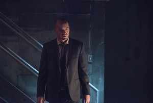 "Arrow -- ""Beyond Redemption"" -- Image AR405B_0334b.jpg -- Pictured:  Paul Blackthorne as Quentin Lance -- Photo: Dean Buscher/ The CW -- © 2015 The CW Network, LLC. All Rights Reserved."