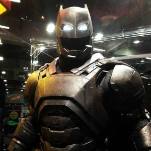 armored batsuit face