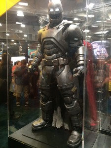armored batsuit