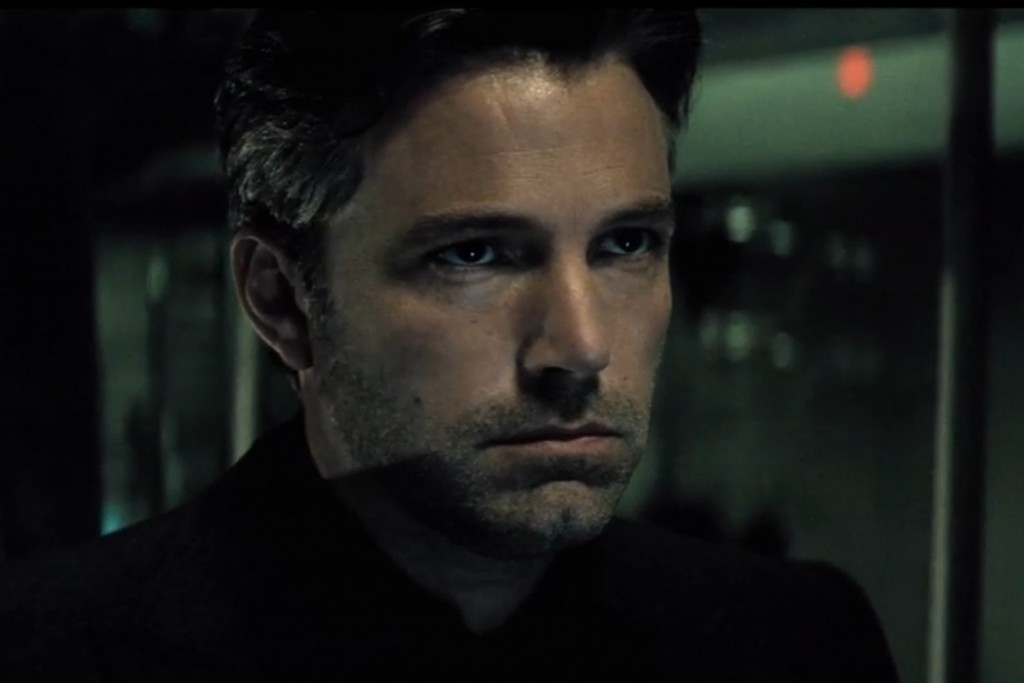 Affleck dc comics news