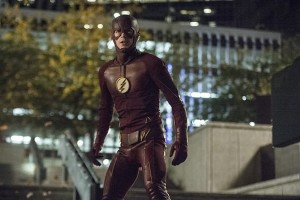 """The Flash -- """"The Fury of Firestorm"""" -- FLA204A_0186b -- Pictured: Grant Gustin as The Flash -- Photo: Cate Cameron /The CW -- © 2015 The CW Network, LLC. All rights reserved."""