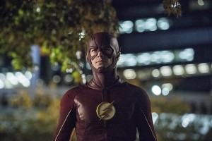 """The Flash -- """"The Fury of Firestorm"""" -- FLA204A_0181b -- Pictured: Grant Gustin as The Flash -- Photo: Cate Cameron /The CW -- © 2015 The CW Network, LLC. All rights reserved."""