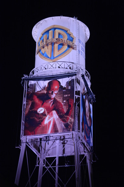 Warner Brothers Studios Water Tower Rededication  photos by Darren Michaels, SMPSP for Warner Brothers Television © 2015