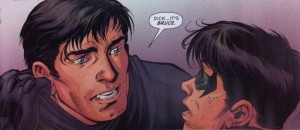 Batman and Robin Eternal 3 Bruce and Dick