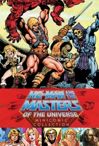 HE-MAN & MASTERS OF UNIVERSE HC MINICOMIC COLLECTION