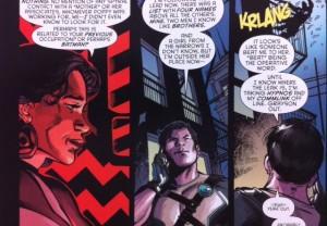 Batman and Robin Eternal 2 matron