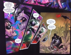 Batman and Robin Eternal 2 Fear