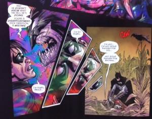 Batman and Robin Eternal 2 Fear