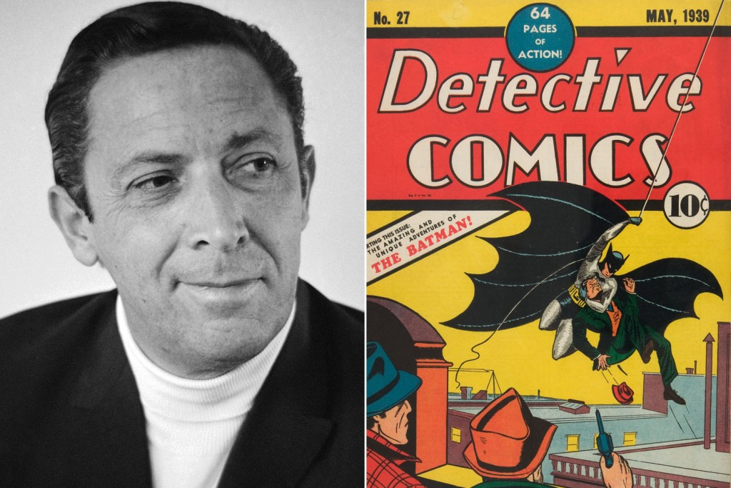 Bob Kane Dark Knight News DC Comics News