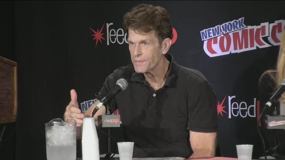 Kevin Conroy...the one, true Batman