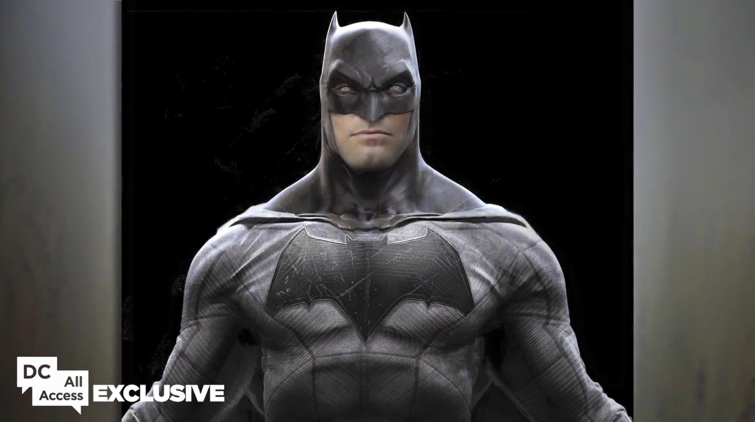 Batman's new Cowl