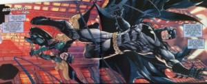 Batman Robin Eternal 1 Swinging