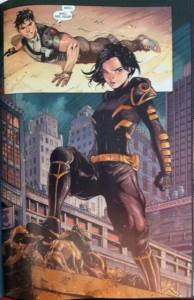 Batman Robin Eternal 1 Cass