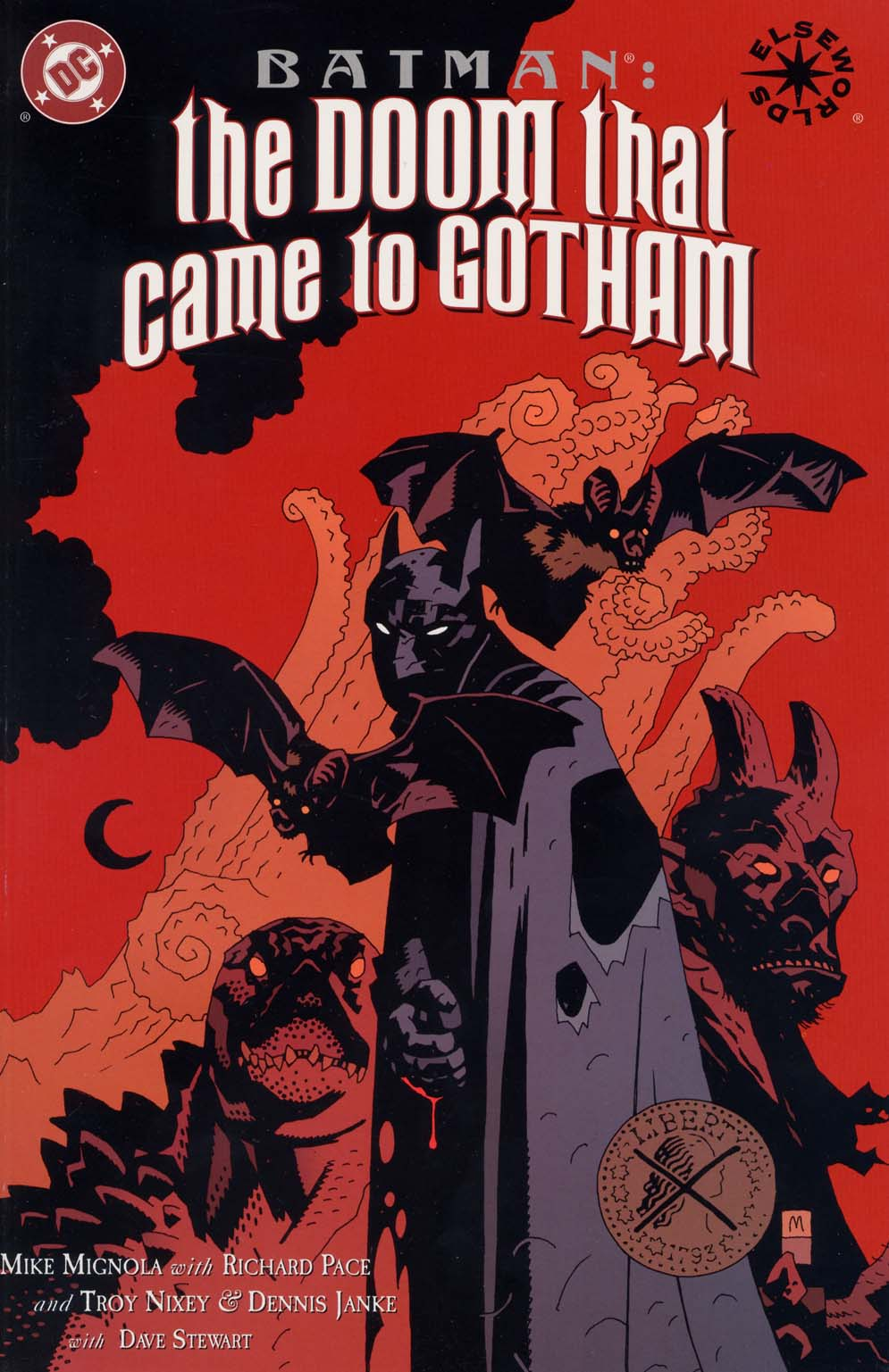 Batman: The Doom That Came To Gotham #3