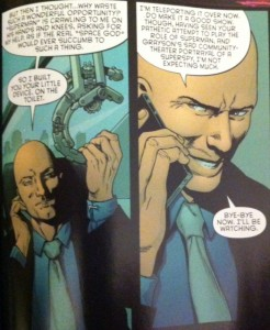 GRayson Annual 2 Luthor