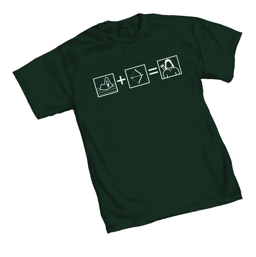 Arrow Equation T-Shirt