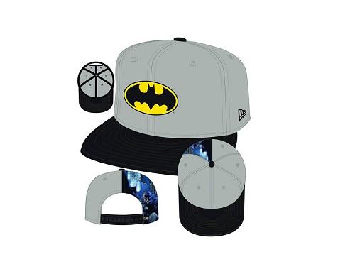 BATMAN QUARTER SUB 9FIFTY SNAP BACK CAP