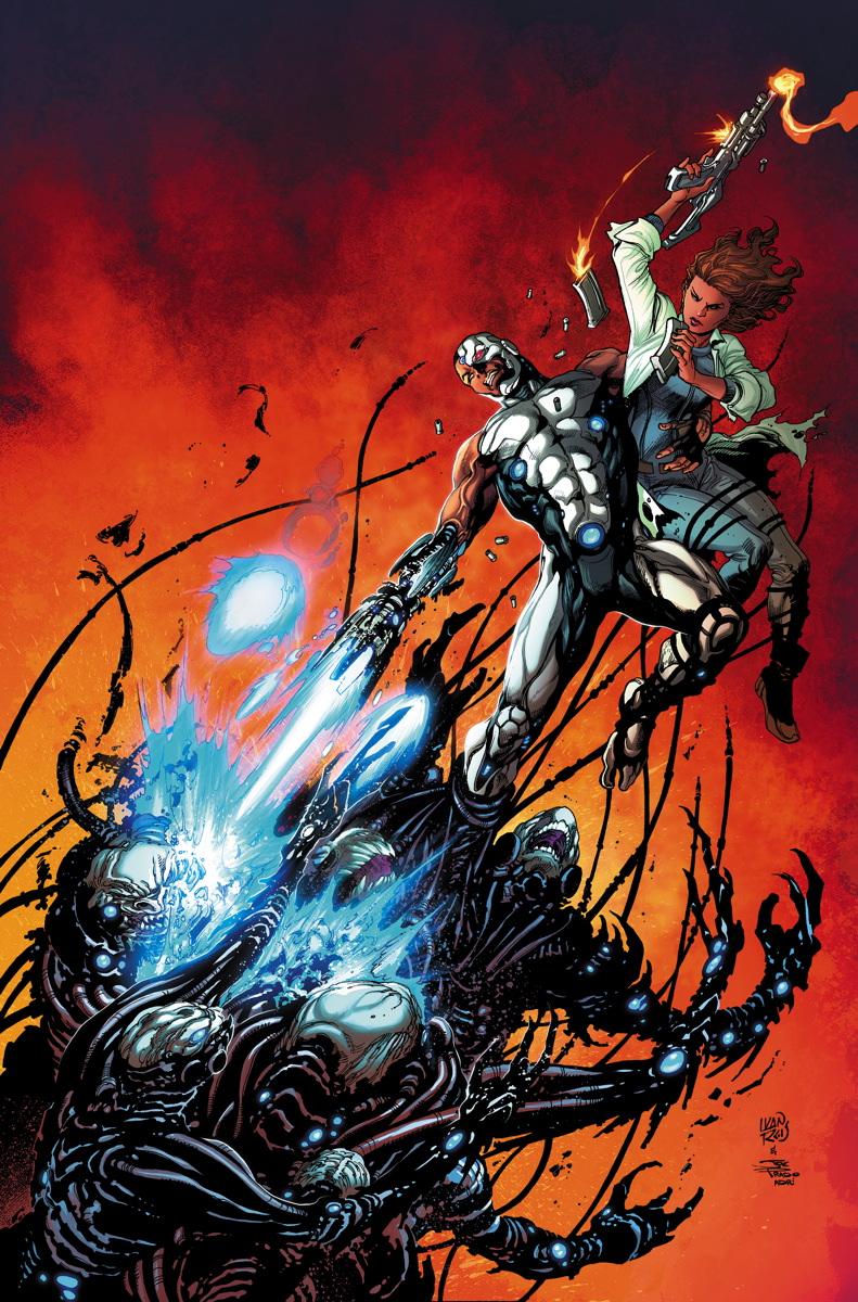 Cyborg #3