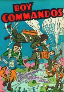 BOY COMMANDOS BY SIMON AND KIRBY HC VOL 02 $49.99