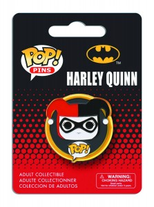 POP PINS DC UNIVERSE HARLEY QUINN $3.99