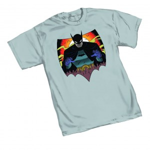 BATMAN NIGHTWATCH BY COOKE T/S LG $18.95