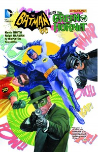 BATMAN 66 MEETS THE GREEN HORNET TP $14.99