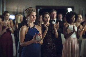 """Arrow -- """"Brotherhood"""" -- Image AR407B_207b.jpg -- Pictured: Emily Bett Rickards as Felicity Smoak -- Photo: Cate Cameron/The CW -- © 2015 The CW Network, LLC. All Rights Reserved."""