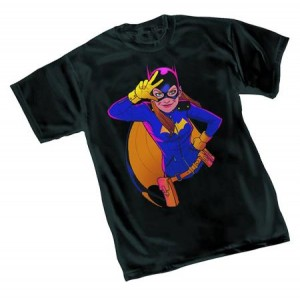 BATGIRL RAVE BY TARR WOMENS T/S $18.95