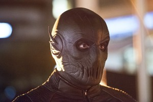 """The Flash -- """"Enter Zoom"""" -- Image FLA206A_0346b.jpg -- Pictured: Zoom -- Photo: Dean Buscher/The CW -- © 2015 The CW Network, LLC. All rights reserved."""