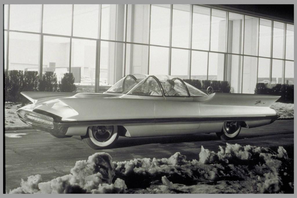 The Ford Futura concept
