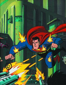 SUPERMAN ADVENTURES TP VOL 01 $19.99
