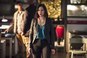"he Flash -- ""The Darkness and the Light"" -- Image FLA205B_0109b.jpg -- Pictured: Malese Jow as Linda Park -- Photo: Cate Cameron/The CW -- © 2015 The CW Network, LLC. All rights reserved."