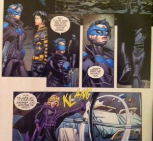 Batman and Robin Eternal 4 Harper and Cass