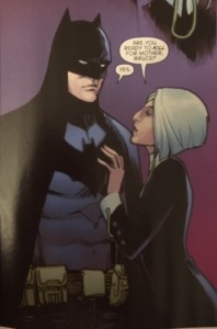 Batman and Robin Eternal 12 Batman acquieses to Mother