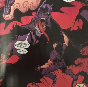 Batman and Robin Eternal 12 Dicks Fear