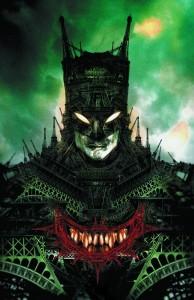 BATMAN EUROPA #3 (of 4) $4.99