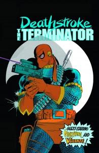 DEATHSTROKE THE TERMINATOR TP VOL 02 SYMPATHY