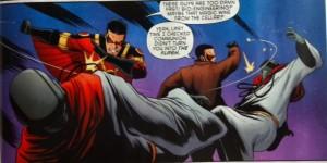 Batman and Robin Eternal 10 Tim and Jason