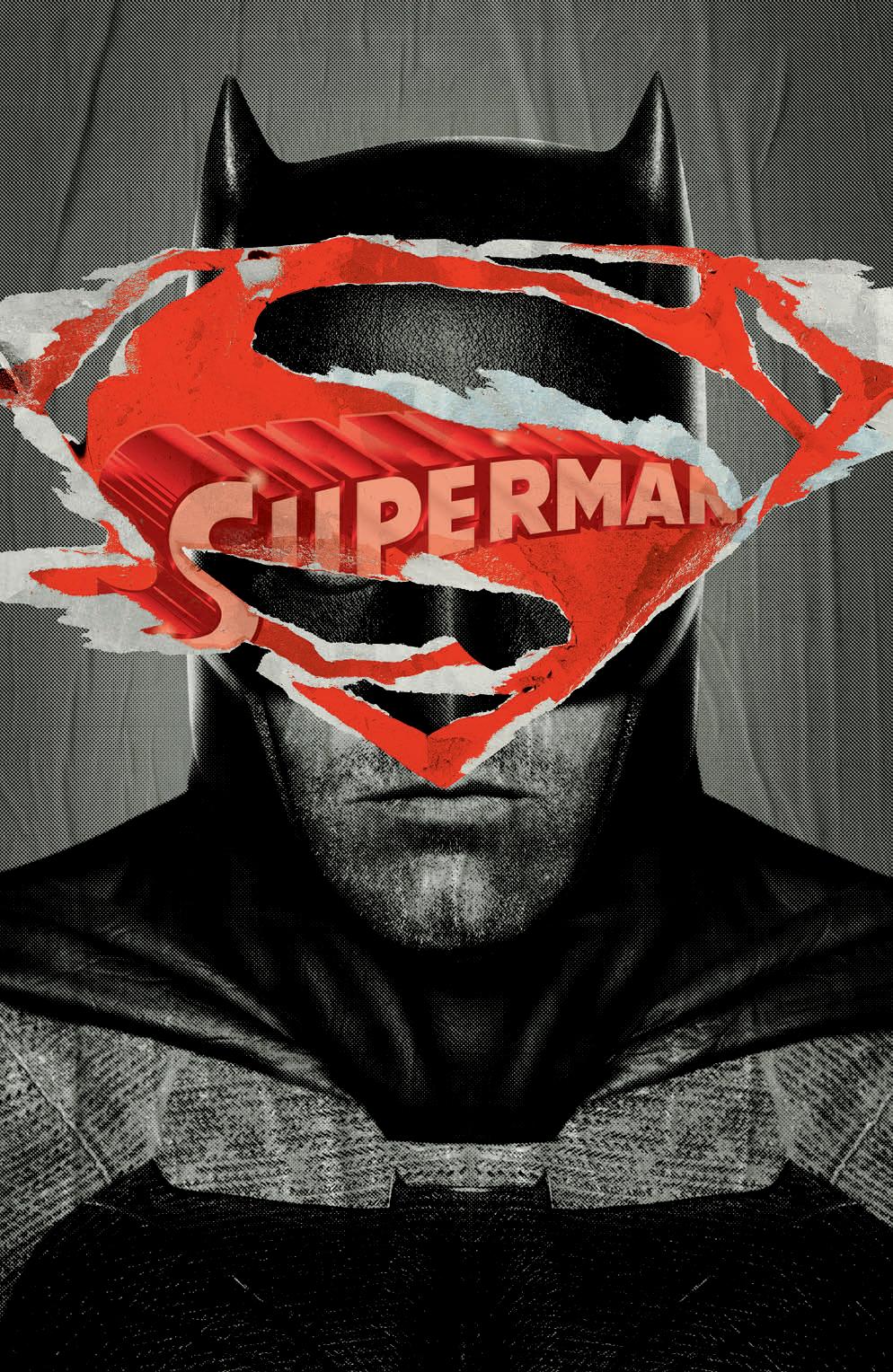 SUPERMAN #50 black polybag artwork
