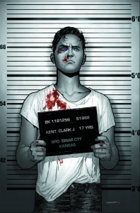 SUPERMAN AMERICAN ALIEN #2